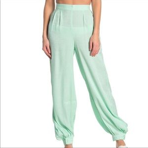 Onia Jodie High Waisted Swim Cover Up Pants NWOT